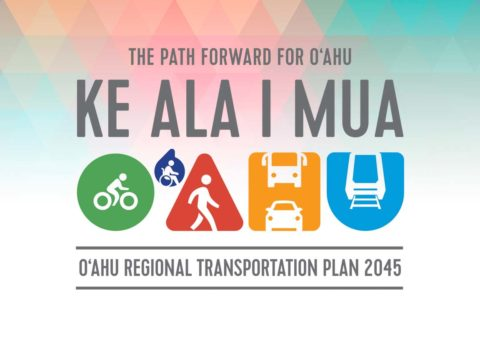Help Pave the Path for O'ahu's Transportation Future
