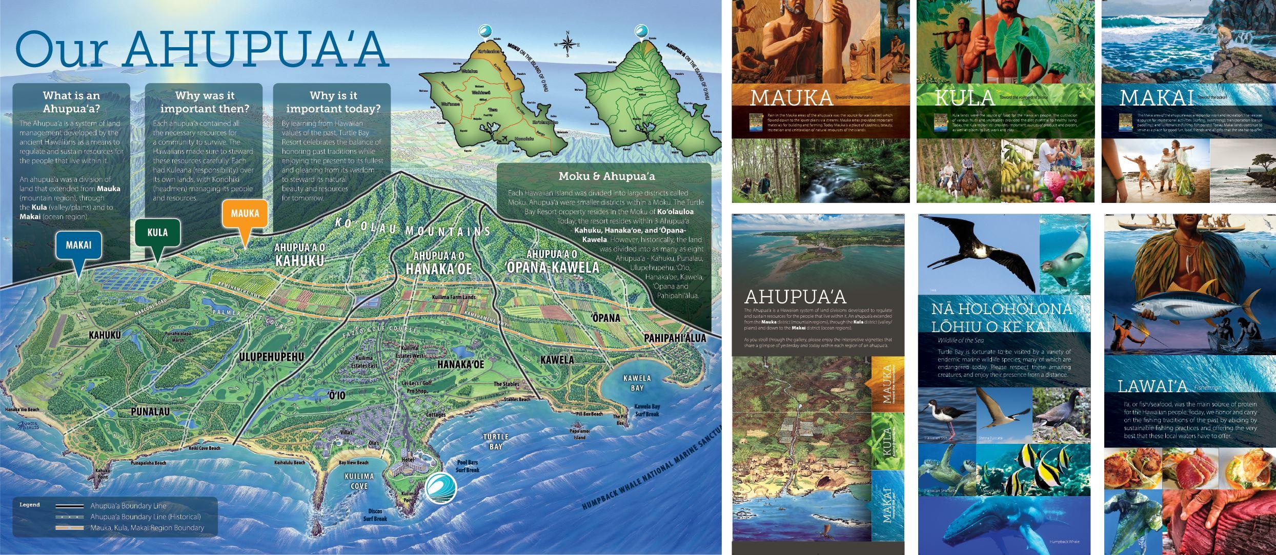 Turtle Bay Master Plan Dtl A Hawaiian Strategy Studio